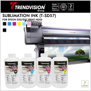(T-SD57) Sublimation Ink For Epson DX5